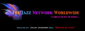 logo du site Jazz Network de Jaijai Jackson