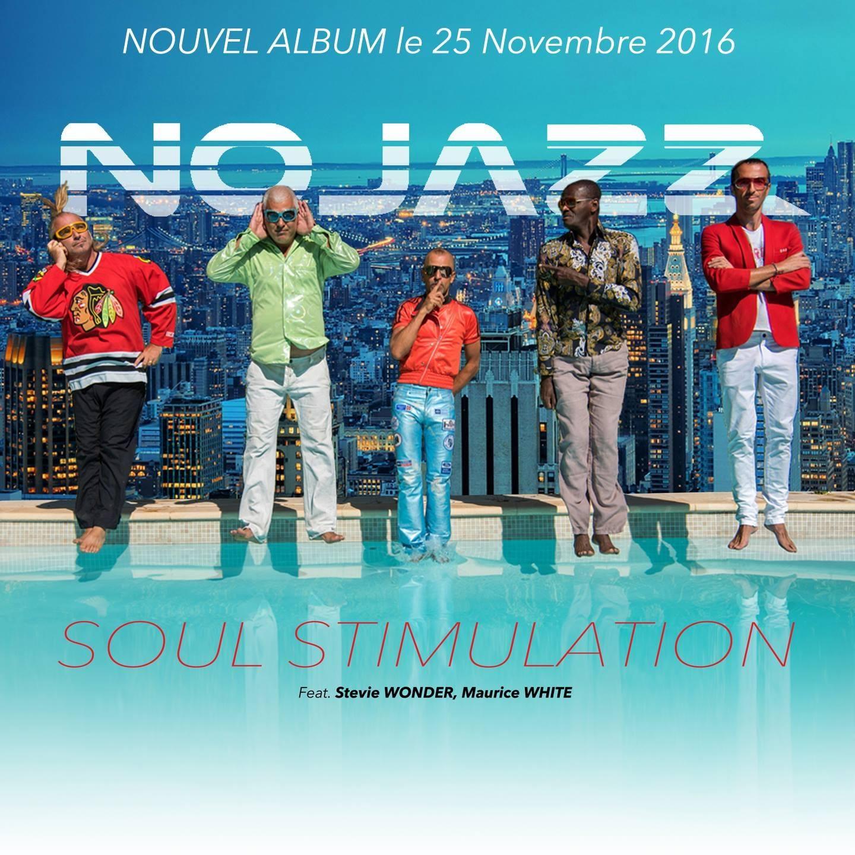 Album Soul Stimulation par Nojazz